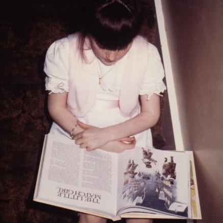 Reading again...
