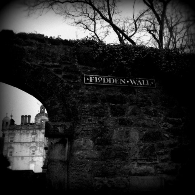 Flodden Wall by Laura Anderson