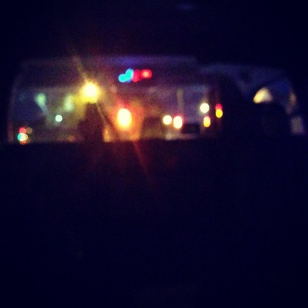 Taxi lights