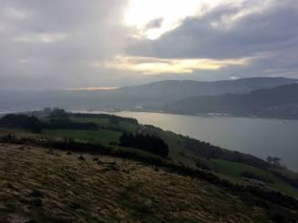 Otago sunset
